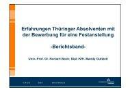 Thüringer Unternehmen - Landesentwicklungsgesellschaft ...
