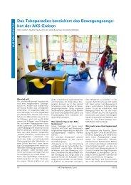 Tobeparadies an der AKS Graben Heft 41.pdf - Uni Karlsruhe