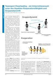 Teamsport Cheerleading - Lehrer.uni-karlsruhe.de