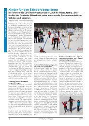 kinder für den skisport begeistern – - lehrer.uni-karlsruhe.de