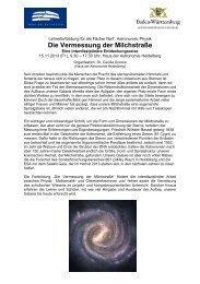 Lehrerfortbildung für die Fächer NwT, Astronomie, Physik