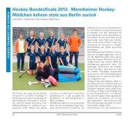 JTfO Mannheimer Hockey-Maedchen kehren stolz aus Berlin ...
