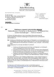 Ausschreibung - Lehrer-Uni-Karlsruhe RAI