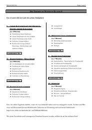 Informationen zu den Themen des Jahres und zur Notenbildung