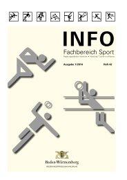 Sport-Info Heft 42 1-2014.pdf - Lehrer-Uni-Karlsruhe RAI - KIT
