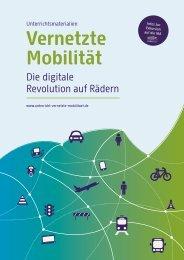 """Unterrichtsmaterialien """"Vernetzte Mobilität"""" - Lehrerkoffer"""