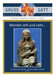 Standesbewegungen termine der Pfarre - Katholische Kirche ...