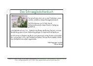 Das Schneeglöckchenbuch - Lehrerweb