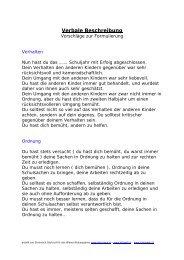 Verbale Beschreibung - Lehrerweb