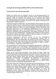 1 Vortrag für die Jahrestagung 2004 der GPE von Peter ...