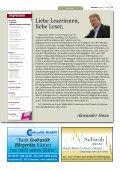 Senioren Journal 01/2013 - LeineVision - Page 3