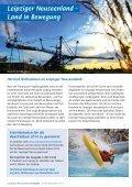 kompakt Juli bis - Leipziger Neuseenland - Seite 2