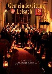 GZ120Leisach.pdf - Gemeinde Leisach - Land Tirol