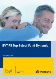 BVT-PB Top Select Fund Dynamic.pdf - LEISTUNGSBILANZPORTAL