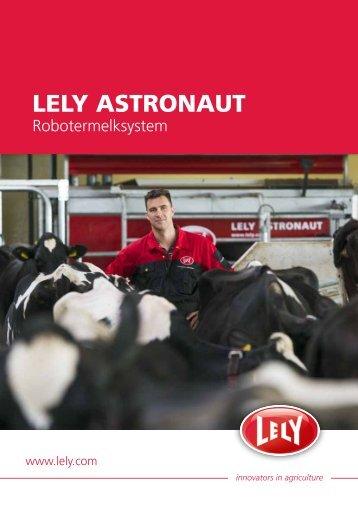 LELY ASTRONAUT