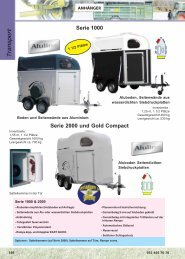 Serie 1000 Serie 2000 und Gold Compact