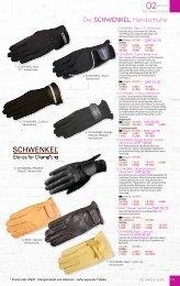 Die SCHWENKEL Handschuhe