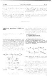 Struktur von segmentierten Polyätheresteramiden - Lenzing