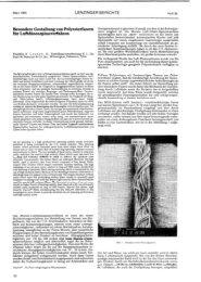 Besondere Gestaltung von Polyesterfasern für ... - Lenzing