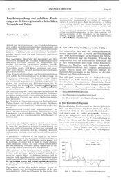 Faserbeanspruchung und ableitbare Forderungen an die ... - Lenzing
