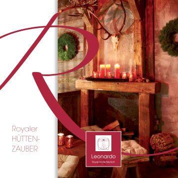 PDF Hüttenzauber - Leonardo Hotels