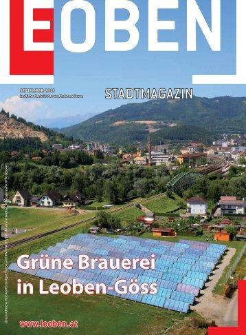 September 2013 - PDF - Gemeinde Leoben