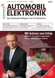 Mit Autosar zum Erfolg - LEONI Electromobility
