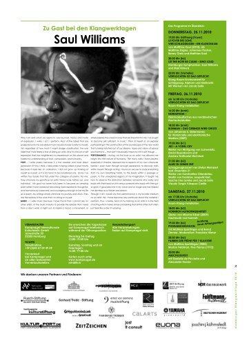 Newspaper Klangwerktage (PDF) - Leopold Hurt