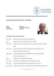CV Jörn Manz - Deutsch (pdf) - Leopoldina