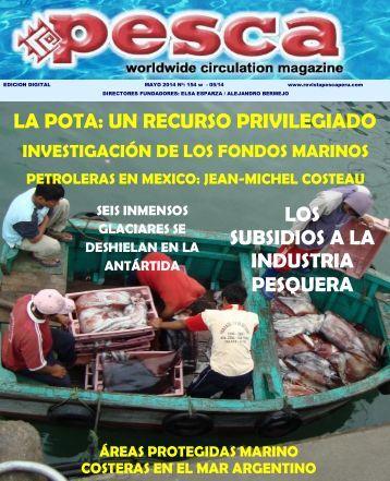 Revista Pesca Mayo 2014