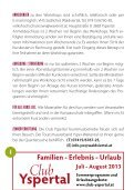 Programm 4. Nachhaltige Sommerakademie Yspertal - Lernende ... - Seite 4