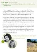 Programm 4. Nachhaltige Sommerakademie Yspertal - Lernende ... - Seite 6