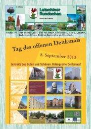 September 2013 - Gemeinde Letschin