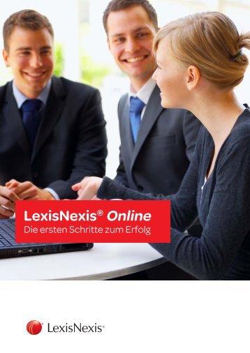 4. Dokumente - LexisNexis ARD Orac