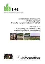 Die Publikation als PDF 1,1 MB - Bayerische Landesanstalt für ...