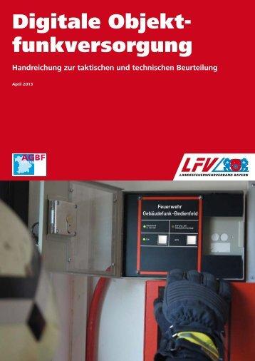 die Handreichung als PDF - LFV Bayern