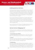 Allgemeine Presse- und Medienarbeit - Landesfeuerwehrverband ... - Page 4