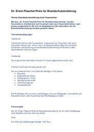 Dr. Erwin Flaschel-Preis - Landesfeuerwehrverband Schleswig ...