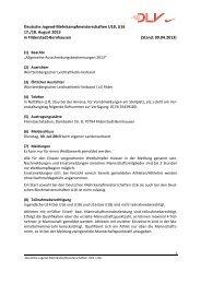 17. & 18.08.2013 Deutsche ... - LG Wittgenstein