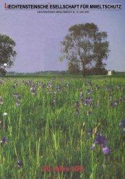 Umweltbericht Nr. 31 vom Juni 1993 - Liechtensteinische ...