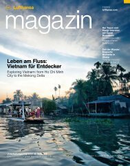 Leben am Fluss: Vietnam für Entdecker - Lufthansa Media Lounge ...