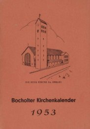1953 - Katholische Pfarrgemeinde Liebfrauen