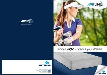 Airline Delight - Shapes your dreams.