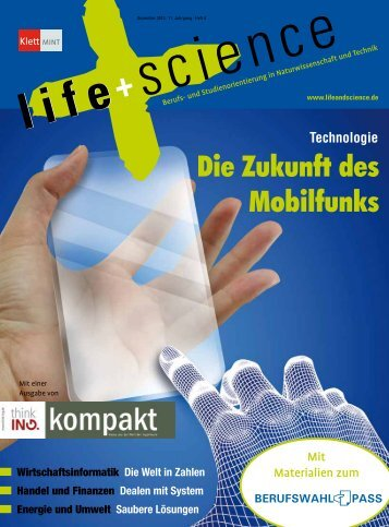Aktuelles Heft - life + science