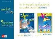 Mediadaten 2014 - Klett MINT