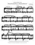 """Rosner - Piano Sonata, No. 3, """"Sonata Eterea"""", op. 69 - Page 3"""
