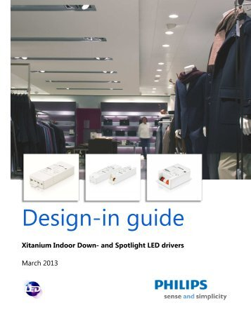 Download design-in guide - Philips
