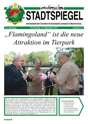 Stadtspiegel 19-13.pdf - Stadt Limbach-Oberfrohna