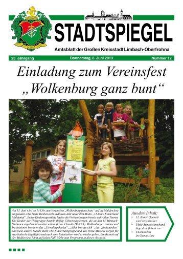 Stadtspiegel 12-13.pdf - Stadt Limbach-Oberfrohna