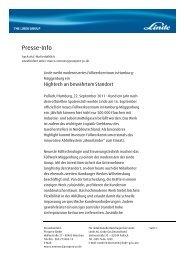 PR Bericht Müggenburg (PDF 164 KB) - Linde Gas
